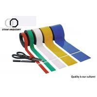 Buy cheap Anisotropic Rubber Magnet Sheet , Flexible Magnetic Tape With Adhesive from wholesalers