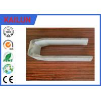 Buy cheap U Shaped Aluminum Extrusion Medical Equipment Parts , Anodized 6000 Series Aluminum Profiles from wholesalers