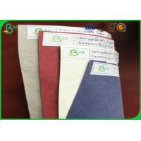 Buy cheap FSC Certificated Tear Resistant Colorful Washable Kraft Paper For Making Bags from wholesalers