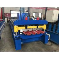 Buy cheap IBR Metal Roofing Equipment , Corrugated Roofing Sheets Making Machines from wholesalers