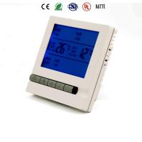 China Air Conditioner Digital Temperature Control HVAC Thermostat Water Heater Thermostat with Fan Coil on sale