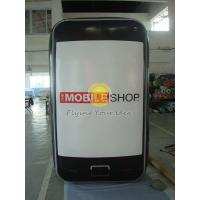 Buy cheap Attractive 0.28mm PVC Customized Phone Shaped Balloons for Outdoor Advertising from wholesalers