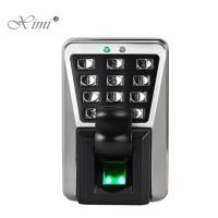 Buy cheap ZKteco IP65 Waterproof Biometric Fingerprint Access Control System With Card Reader And Keypad from wholesalers