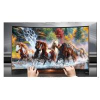 Buy cheap 4K LCD Curved Television Screens Super High Definition TV 70 Inch from wholesalers