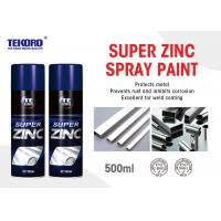 Buy cheap Lead Free Zinc Galvanizing Spray For Steel Rust Protection And Corrosion Inhibition from wholesalers