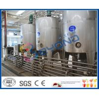 Buy cheap ISO CE SGS Uht Milk Processing Plant With 250ml Aseptic Pouch Filling Machine from wholesalers