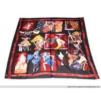 Buy cheap Big Brand hit fashion high quality silk scarf-Hermxs from wholesalers