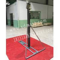 Buy cheap wheel pressure automatical telescoping mast from wholesalers