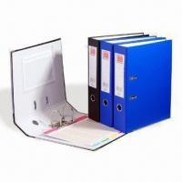 Buy cheap Lever Arch File Holder with Edge Protector, OEM and ODM Orders are Welcome from wholesalers