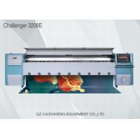 CMYK Desktop Large Format Solvent Printer 720 DPI Challenger FY 3208E