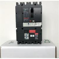 Buy cheap Schneider Compact NSX Molded Case Circuit Breakers With Thermal Magnetic Protections from wholesalers