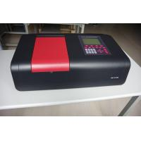 Buy cheap Laboratory Oxygen Consumption Double Beam UV Vis Spectrophotometer with Copper from wholesalers
