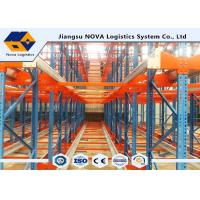 Heavy Duty Pallet Shuttle System Corrosion Protection