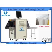 Buy cheap High Definition Handbag X Ray Baggage Scanner Singel Energy Check Point from wholesalers
