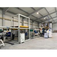 Buy cheap High Output PP HIPS Sheet Machine Vaccum Forming Sheet Extrusion Equipment SGS Certificated from wholesalers