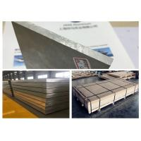 Buy cheap Strong 5456 LF10 Marine Grade Aluminum Plate Welded Structure Rustproof from wholesalers