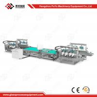 Buy cheap CE Approval Solar Panel Production Line Glass Straight Line Double Edging Machine from wholesalers