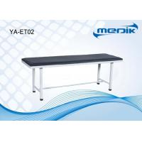 China PVC Soft Mattress Simple Plain Medical Exam Tables Examination Couch For Clinic on sale