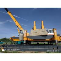 Custom Static Hydraulic Piling Machine , Hydraulic Jack In Piling Machine