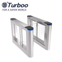 Buy cheap Swing 30w Acrylic Arm SUS304 Office Security Gates product