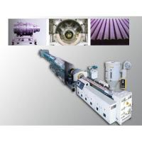 Buy cheap Pe Tube Extruding Line from wholesalers