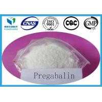 Buy cheap Pregabalin Neuropathic Pain Pharma Raw Materials 148553-50-8 Treat Antiepileptic from wholesalers