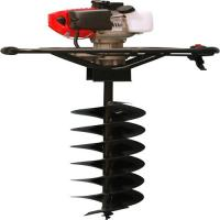 Buy cheap Screw type Power auger post hole digger gas powered for digging holes from wholesalers
