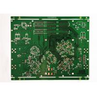Buy cheap Green Soldermask 1.6MM 2OZ FR4 Multilayer PCB with Immersion Silver from wholesalers