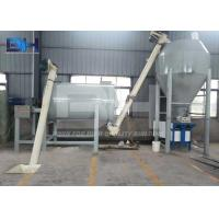 Buy cheap 1 - 5 T/H Dry Mortar Equipment , Easy Operated Tile Adhesive Machine from wholesalers