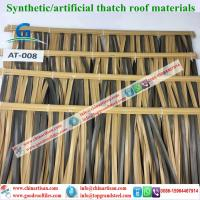 Buy cheap AT-008 Palmex - Mauritius | Synthetic Thatch | Artificial Palm Leaves | Palapa Maldives from wholesalers