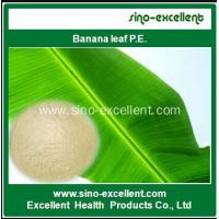 Buy cheap Banana Leaf Extract from wholesalers