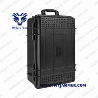 Buy cheap Shockproof Multi Band VHF 550W Outdoor Signal Jammer from wholesalers