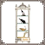 Buy cheap hot sale decorative floor display racks / Factory wholesale custom floor antique wine rack 1170HWS from wholesalers