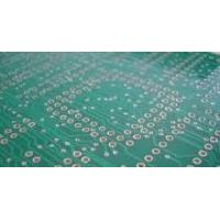 Buy cheap 650mm*1000mm circuit fr4 double side pcb board with peelable mask  from wholesalers