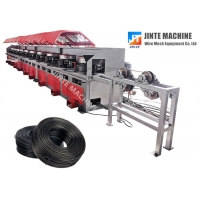 Buy cheap Mild Carbon Steel Dry Type Pulley Wire Drawing Machine from wholesalers