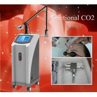 Buy cheap professional Fractional Co2 fractional Laser vaginal tightening & acne scar removal machine from wholesalers