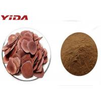 Buy cheap Ganoderma extract Factory Supply Reishi Mushroom Extract, Healthcare Product Reishi Extract, Ganoderma Lucidum Extract from wholesalers