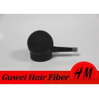 Buy cheap Small Black Hair Fiber Pump , Healthy Hair Spray Pump For Womens Uses from wholesalers