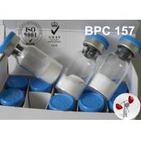 Buy cheap Pentadecapeptide Anti-Inflammatory Steroids Bpc 157 137525-51-0 for Antiulcer from wholesalers