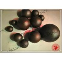 Buy cheap 30mm 50mm Ball Mill Grinding Media Balls High Reliability Multipurpose from wholesalers