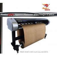 Buy cheap Jindex QPC Apparel Patterns 2 in 1 Inkjet Cutter - 100 from wholesalers