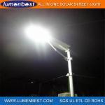 Buy cheap 50W Solar LED Street Light for Road Garden Lighting from wholesalers