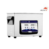 Buy cheap 1.19 Gallon 200W Heated Ultrasonic Cleaner For Air Compressors Parts from wholesalers