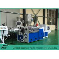 Buy cheap High Performance Pvc Electrical Conduit Pipe Making Machine 20-160mm Diameter from wholesalers