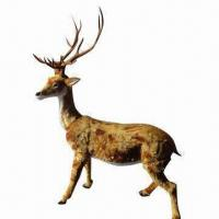 Buy cheap Deer decoy/Christmas deer, home decoration, measures 110 x 33 x 150cm from wholesalers