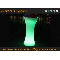 Buy cheap Outdoor / Indoor Illuminated LED Flower Pots For Garden , Eco Friendly Plastic Material from wholesalers