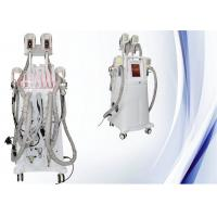 Buy cheap Coolsculpting Touch Screen Ultrasonic Facial Machine Firm Arms Legs Thighs from wholesalers