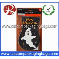 Buy cheap Custom Biodegradable Plastic Treat Bags DIY Halloween Trick Or Treat For Boys from wholesalers