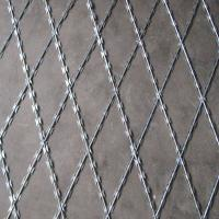Buy cheap Weld Razor Wire Mesh BTO22 75mmx150mm from wholesalers