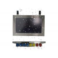 Buy cheap Sunlight Readable Stainless Steel Panel PC 22 Inch Widescreen True Color from wholesalers